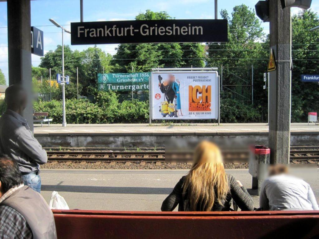 S-Bf Griesheim, Bstg., Gleis 2, 2. Sto.