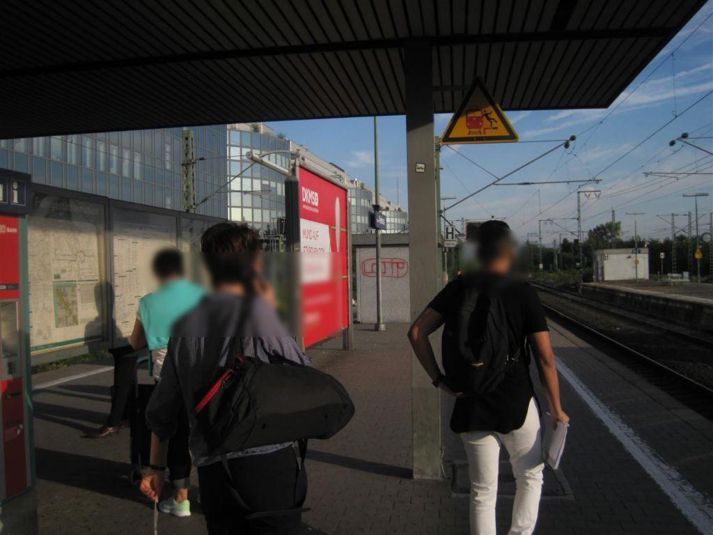 S-Bf Niederrad,Bahnsteig, Gleis 3,