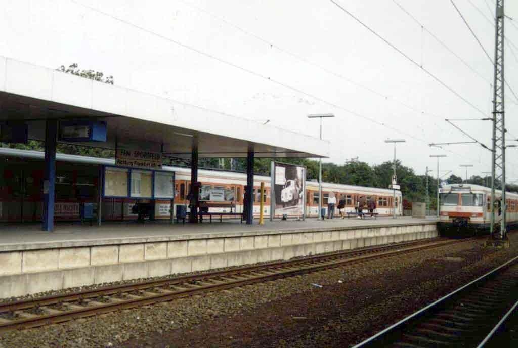 S-Bf Stadion, Bstg., Gleis 6, 2. Sto.