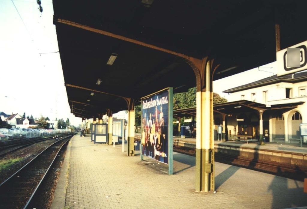 S-Bf Flörsheim,Bahnsteig, Gleis 3