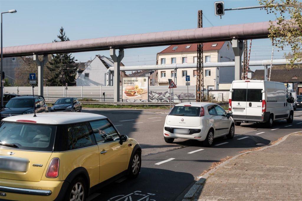 Ohmweg/ Voltastr., Sicht Ohmweg