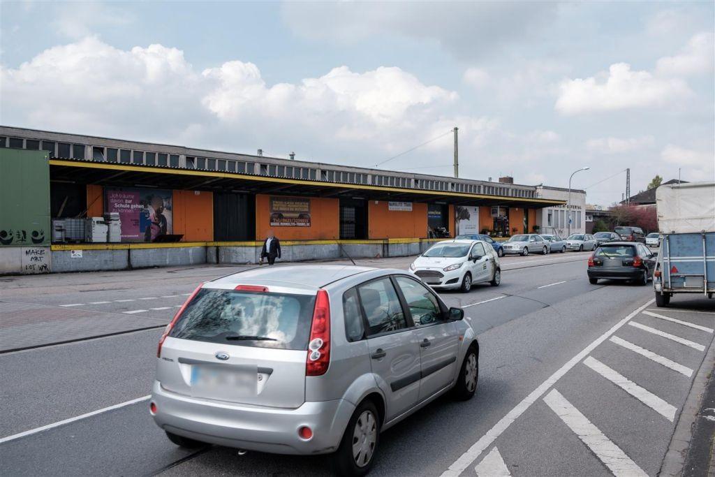 Neustadter Str., Güterhalle, Rampe, 1. Sto.