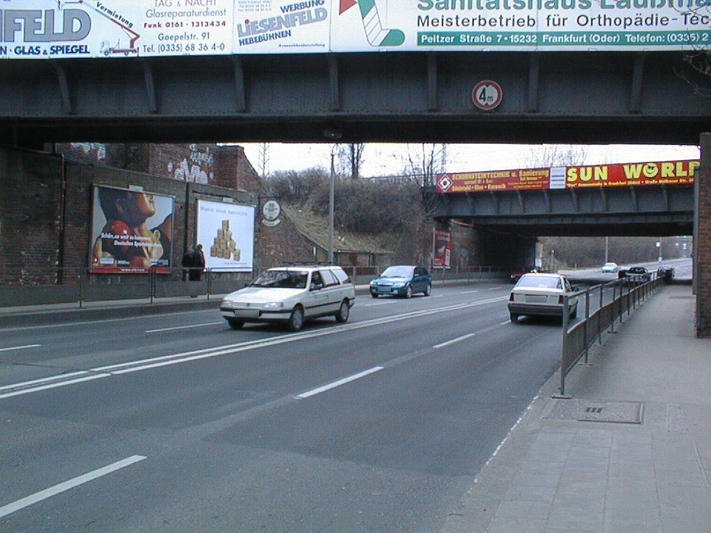 Leipziger Str., 3. DB-Br., sew. rechts