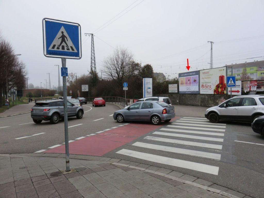 Werner-v.-Siemens-Str., Güterbahnhof