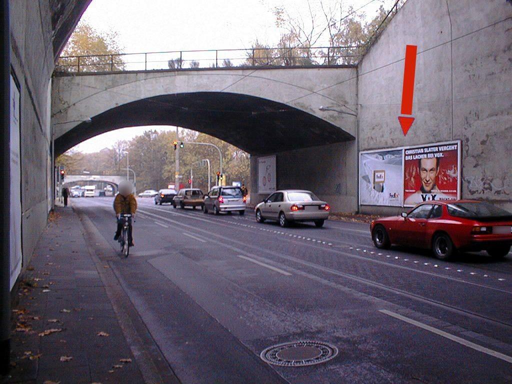 Sternbuschweg/Kalkweg/Ufg.