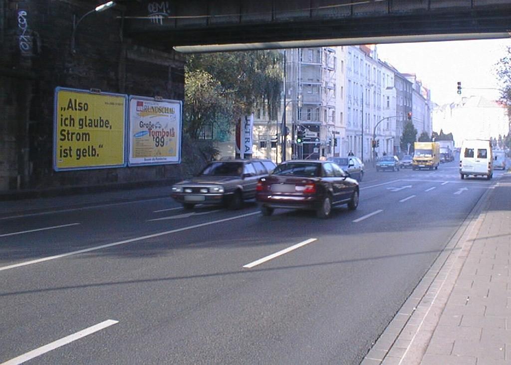 Borsigstr./Gronaustr./Bahn-Ufg./2. Sto.
