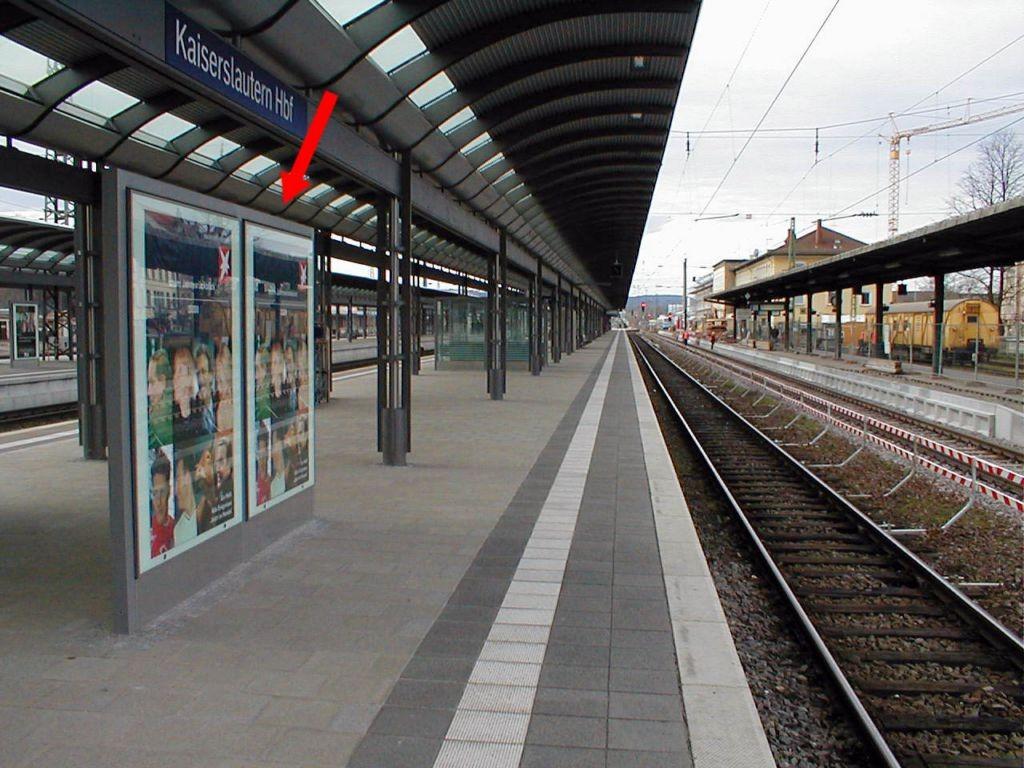 Hbf, Bstg., Gleis 2, 2. Sto.