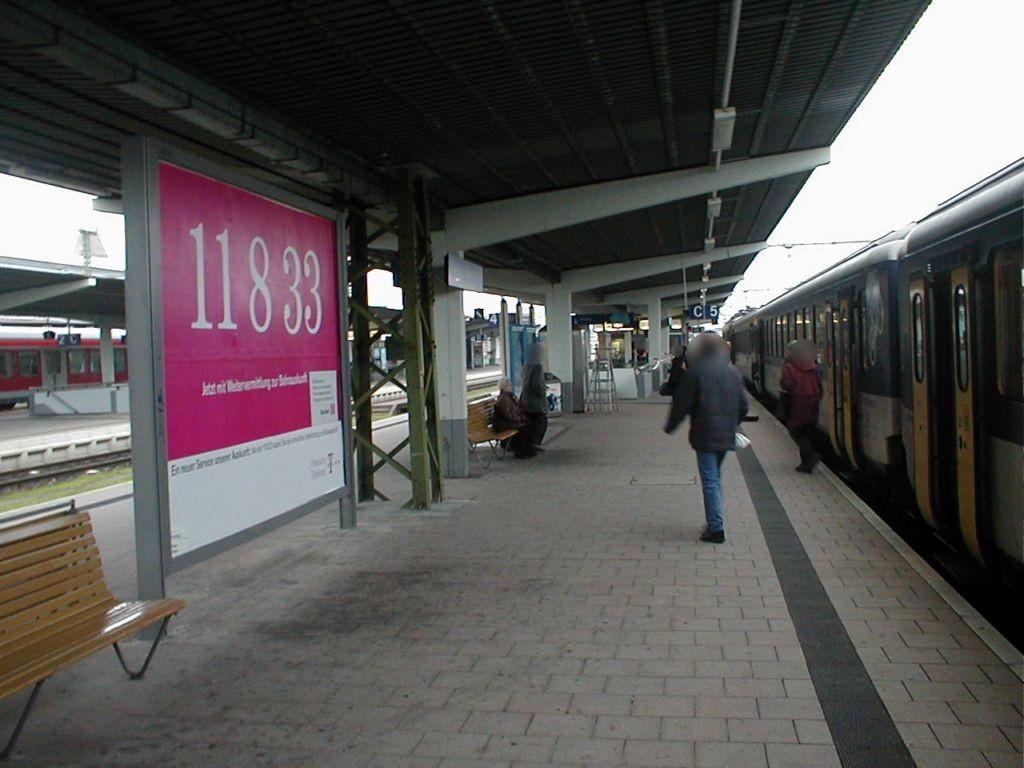 Hbf, Bstg., Gleis 5