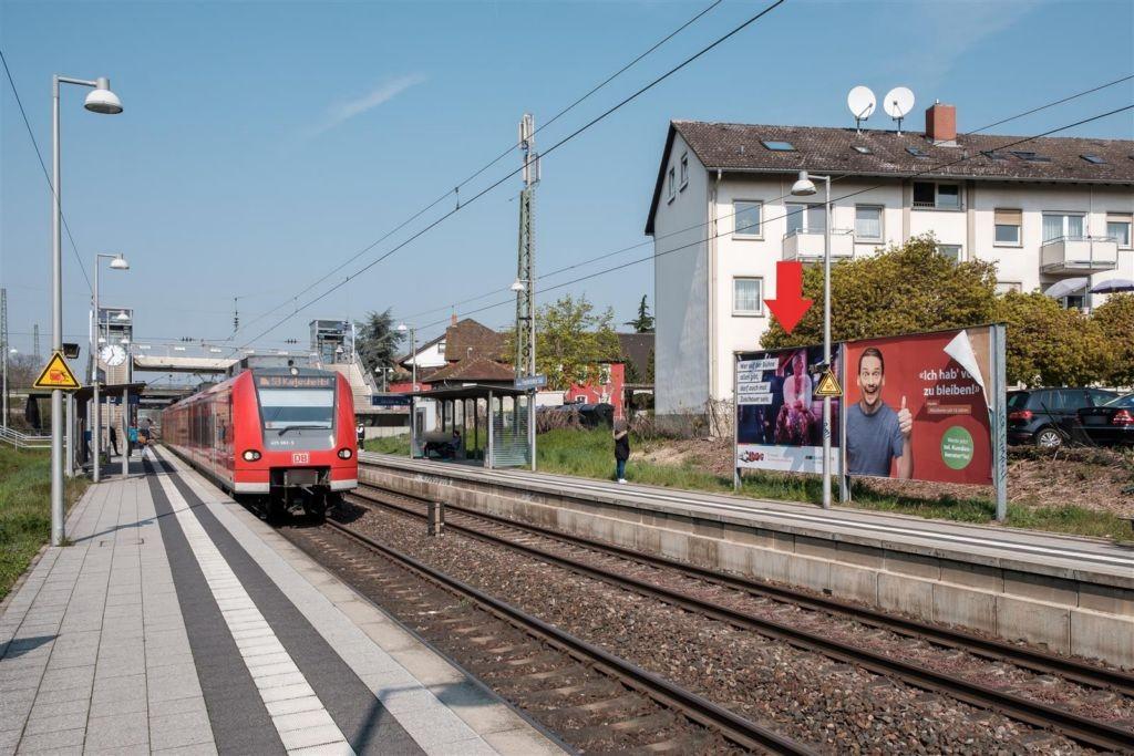 Bf Friedrichsfeld-Süd, Bstg., Gleis 1, 2. Sto.