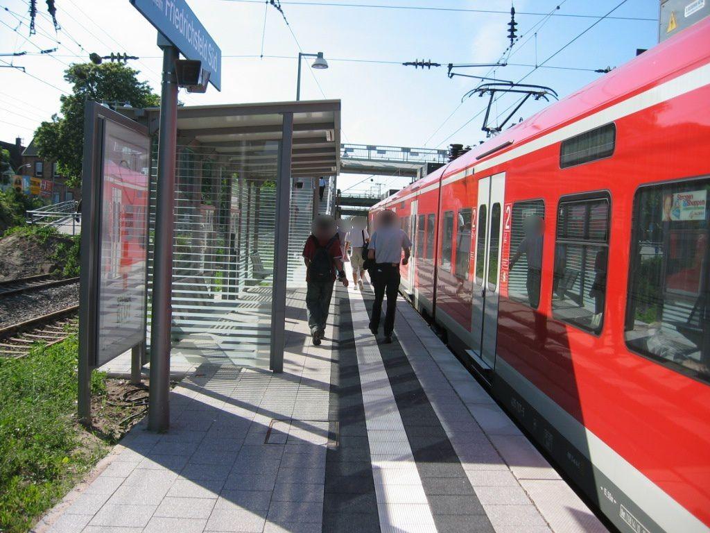 Bf Friedrichsfeld-Süd, Bstg., Gleis 2
