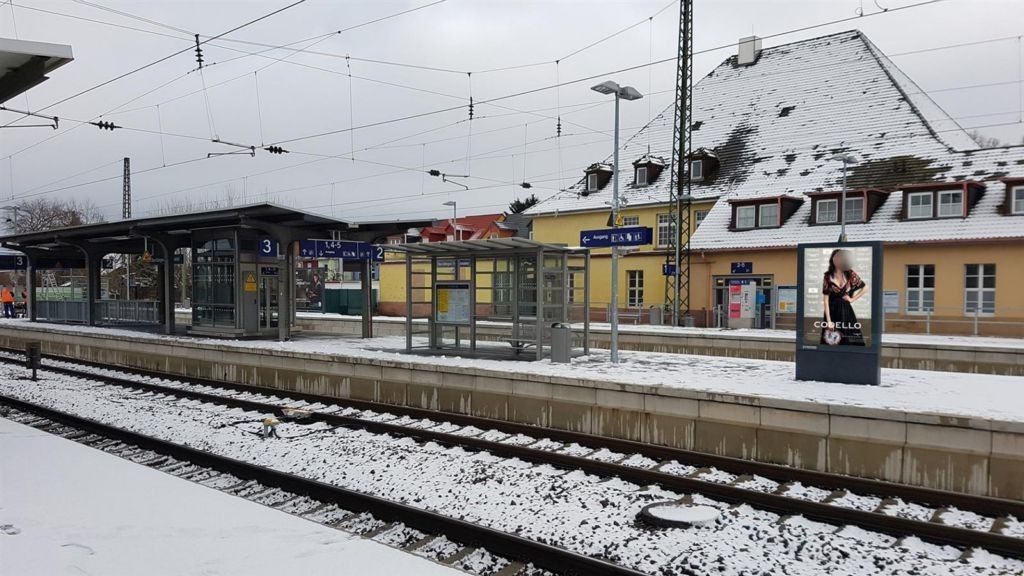 Bf Friedrichsfeld, Bstg., Gleis 3