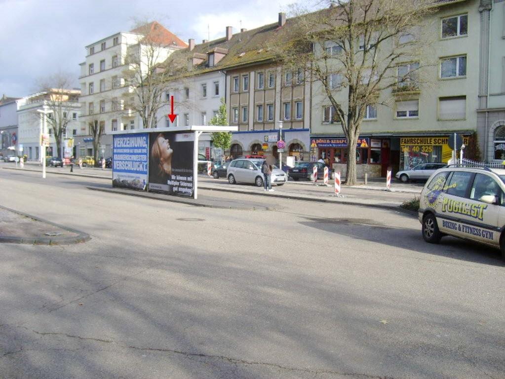 Bf, Bf-Vorplatz, Busbstg. 3 /RS li.