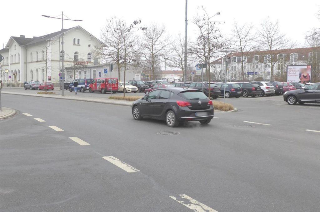 Hbf, Parkplatz