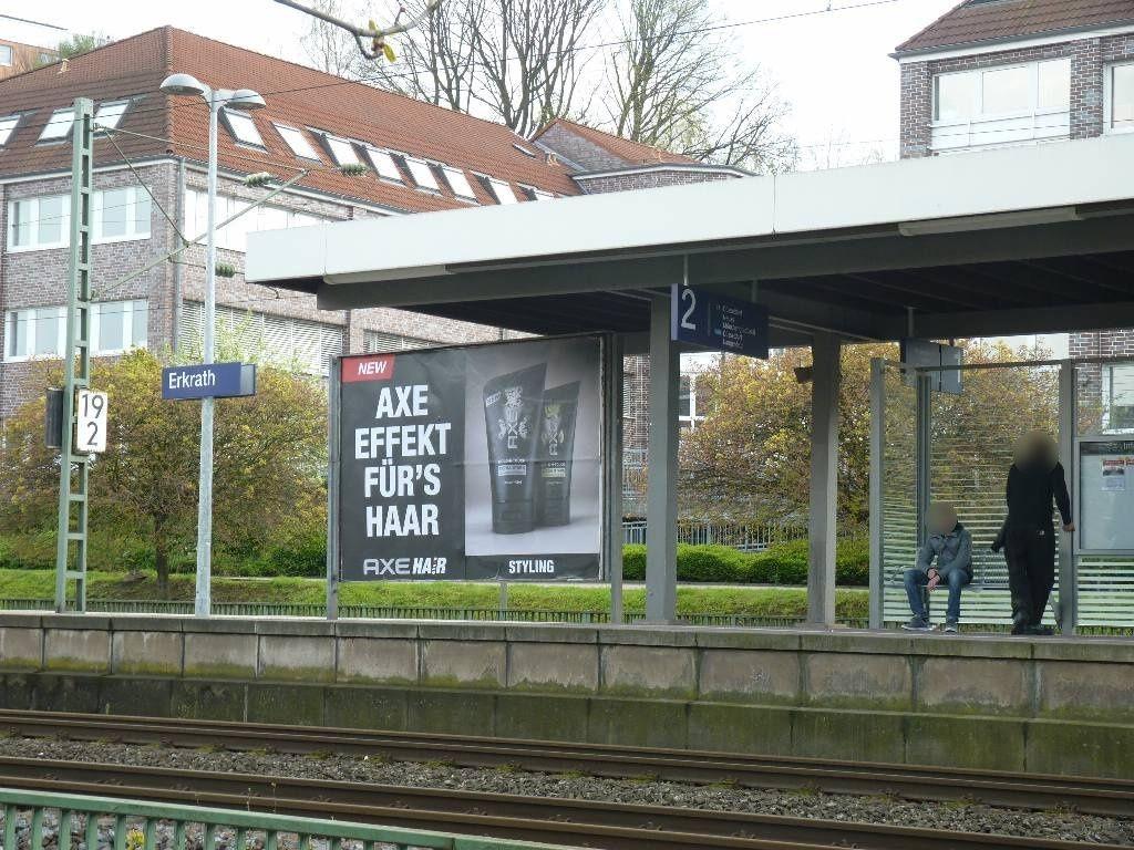 S-Bf - Erkrath-Mitte Gleis 2