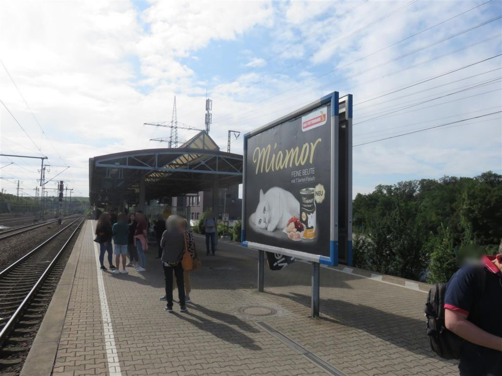 Hbf Bahnsteig Gleis 2