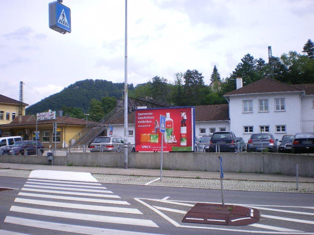 Bahnhofstr. geg. Post