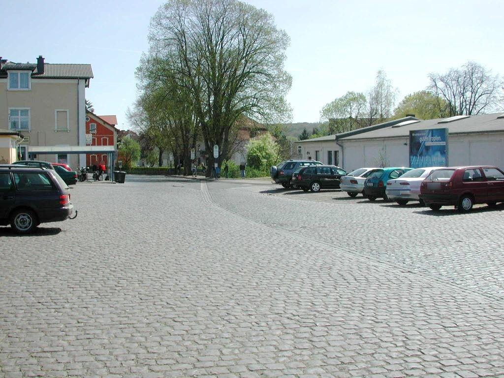 Bf Nord, Bahnhofsvorplatz