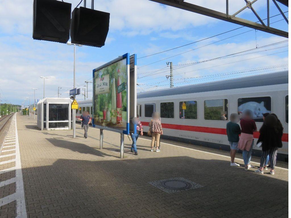 Hbf Bahnsteig Gleis 1