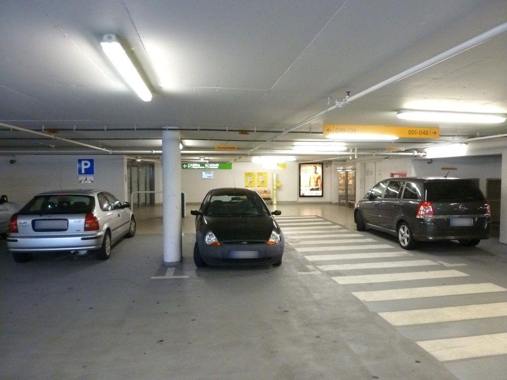 Flughafen PH 1/Ebene 1 li.neb.Kassenautomat