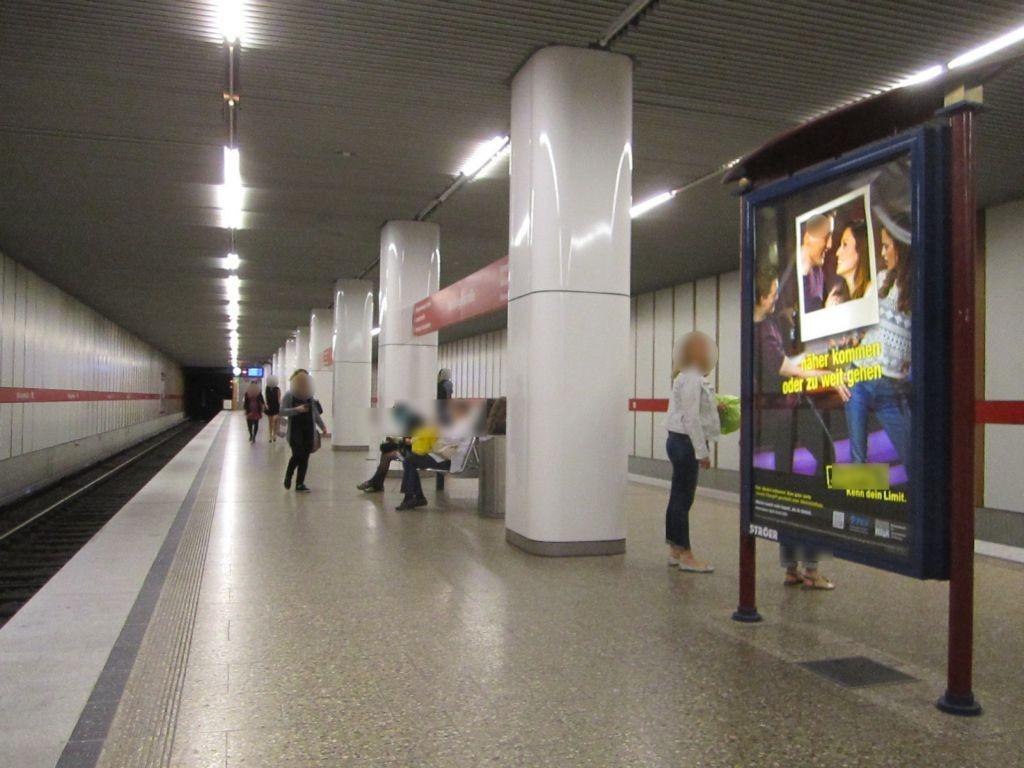 Maillingerstr./U-Bahnsteig Gleis 2