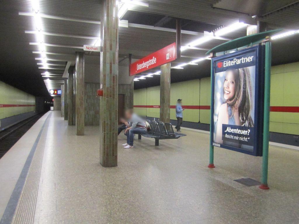 Untersbergstr./U-Bahnsteig SS