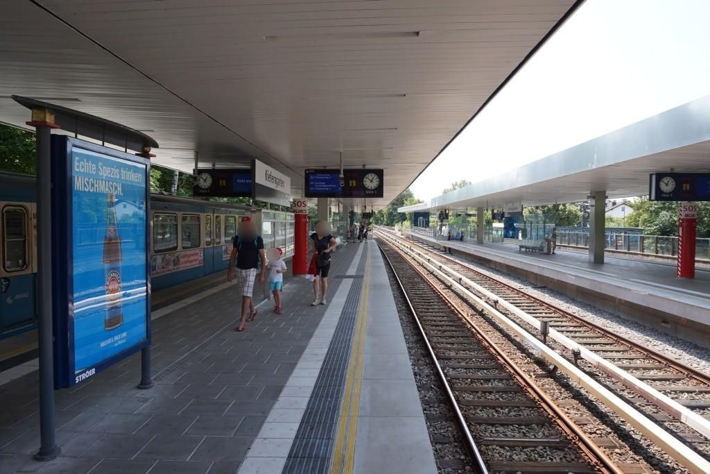 Kieferngarten/Nord/U-Bahnsteig Gl.1