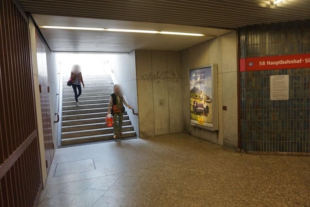 Silberhornstr./U-Bahn Ausg. Stadion