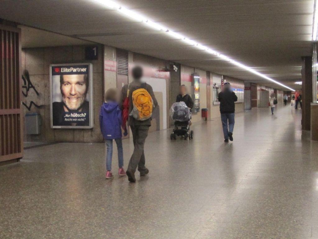 Giesing/U-Bahn Ausg. Ungsteinerstr.