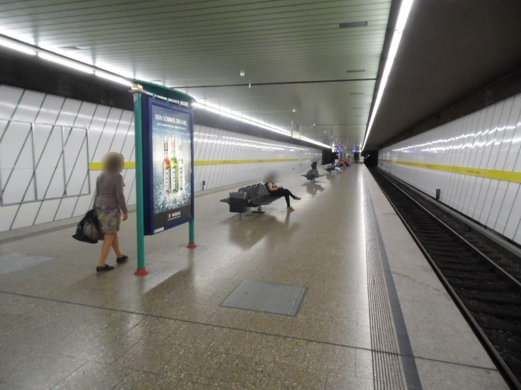 Friedenheimer Str./U-Bahnsteig/Süd