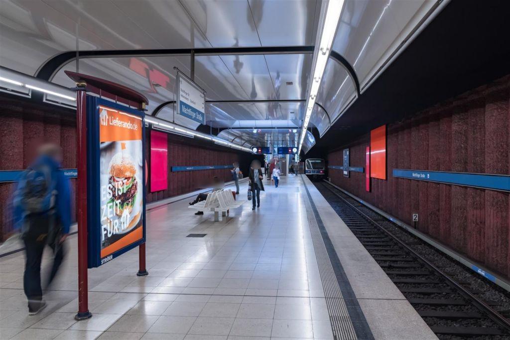 Machtlfingerstr./U-Bahnsteig Süd