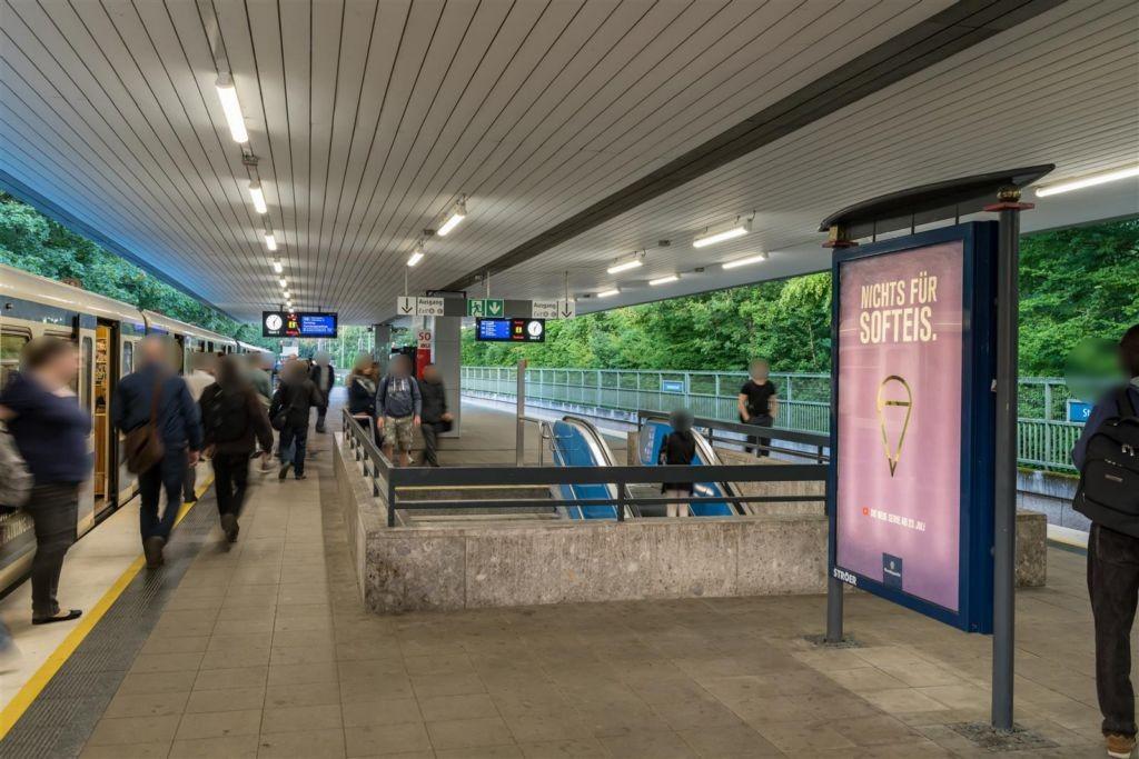 Studentenstadt/Nord/U-Bahnsteig