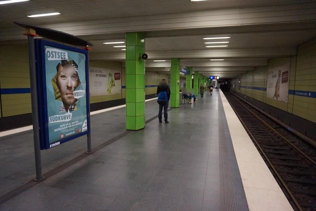 Dietlindenstr./Süd/U-Bahnsteig