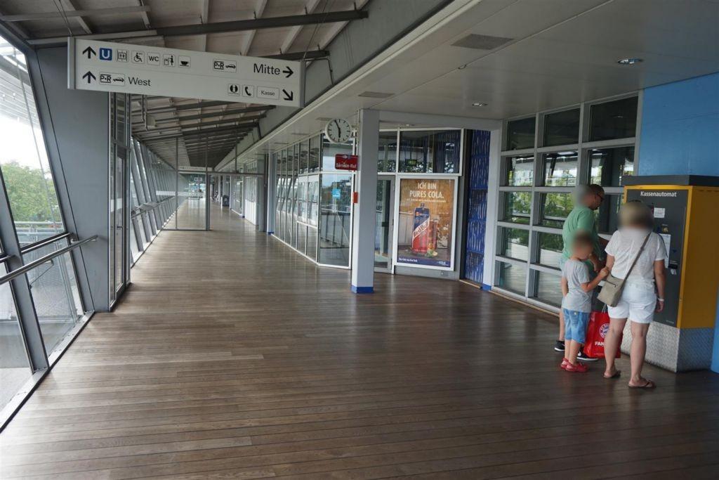 Fröttmaning/Terminal Sto. 2