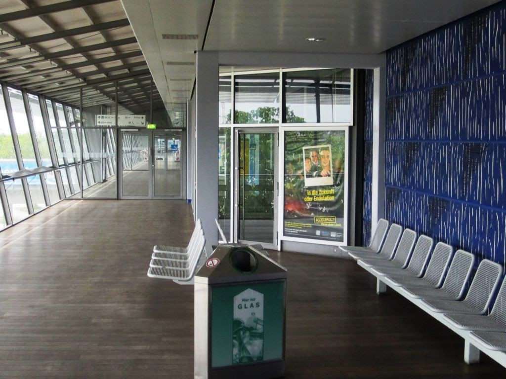 Fröttmaning/Terminal Sto. 4