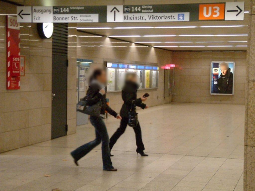 Bonner Platz Nh. Telekomanlage li./We.li.