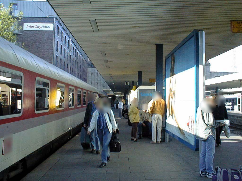 S-Bf Altona, Fernbahnsteig Gleis 12