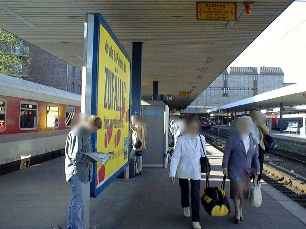 S-Bf Altona, Fernbahnsteig Gleis 11