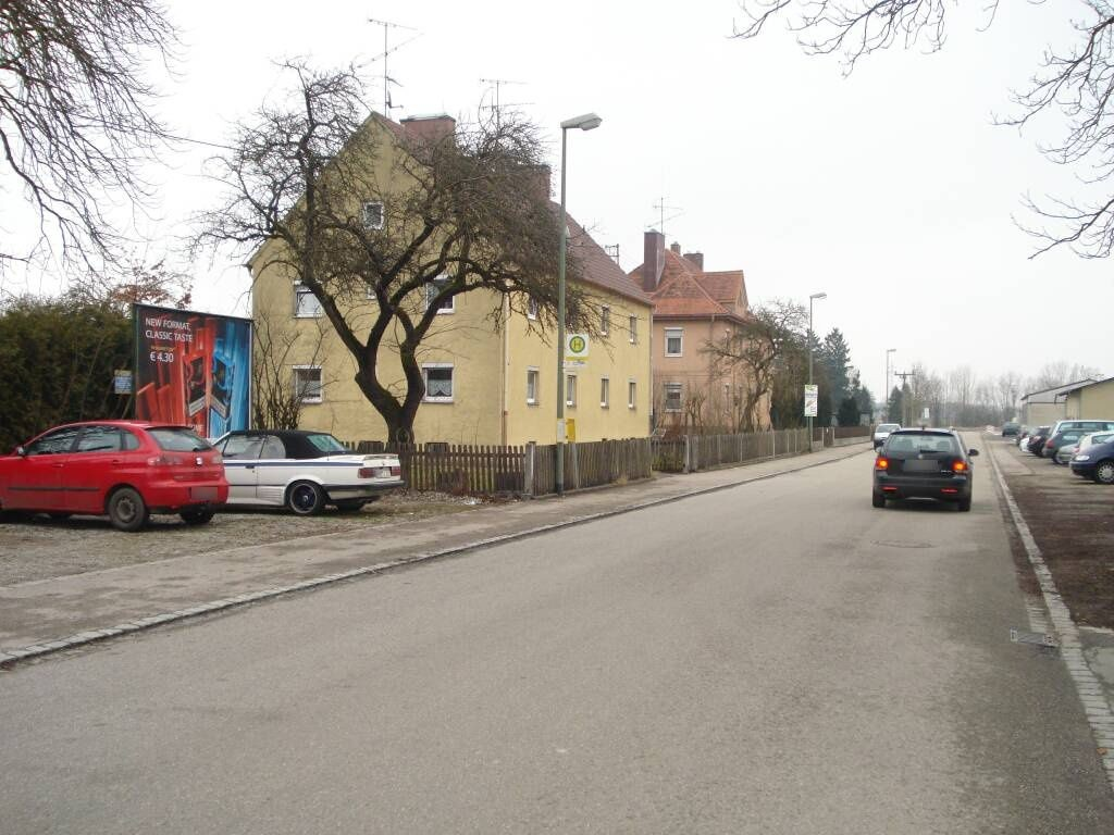 Türkheim (Bay) Bf, neb. dem Empf.-Geb.