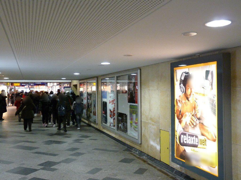 Bf Ostbahnhof, Mittelg. Nh. Aufg. Gl.2/3