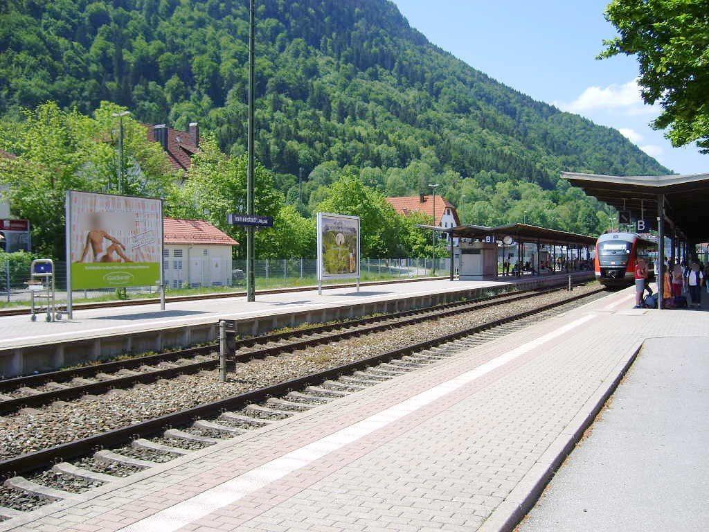 Bahnhofstr./Bahnhof/Bahnsteig/Si.Gl.3+4