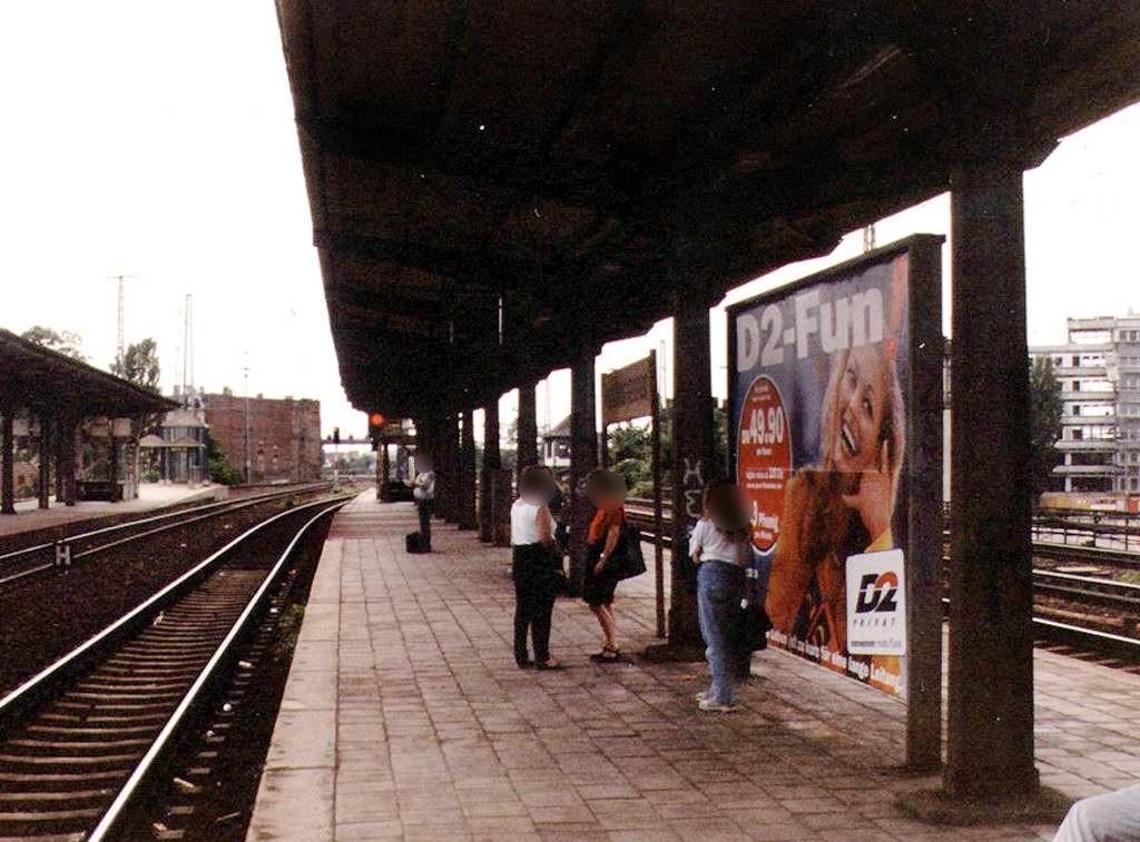 S-Bf Neustadt, Bstg., Gleis 3