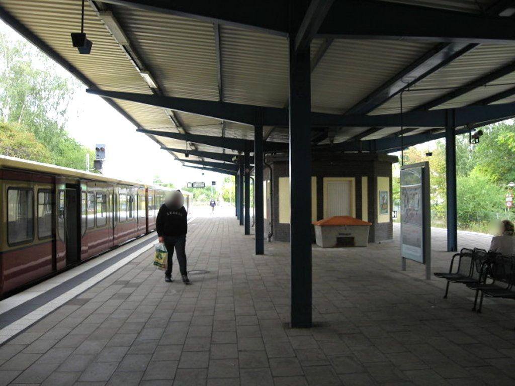 S-Bf BetriebsbahnhofRummelsburg, S-Bstg., Gleis 2