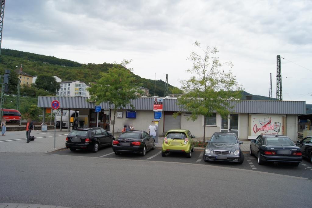 Hbf, Bingerbrück, Bahnhofsvorplatz