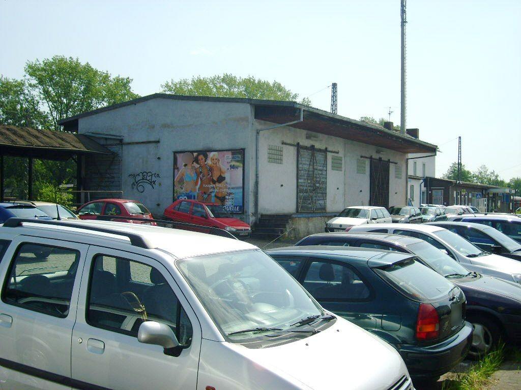 Bahnhofsplatz/Güterhalle Nh. Poststr.