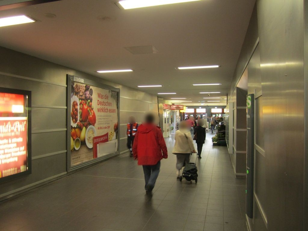 S-Bf Ohlsdorf, Tunnel, Ausg.Fuhlsb.Str.