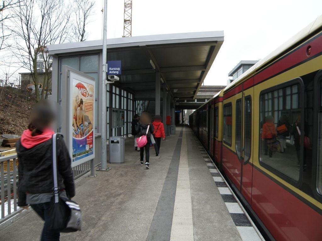 S-Bf Julius-Leber-Brücke, Bstg.Ri.Potsdamer Platz