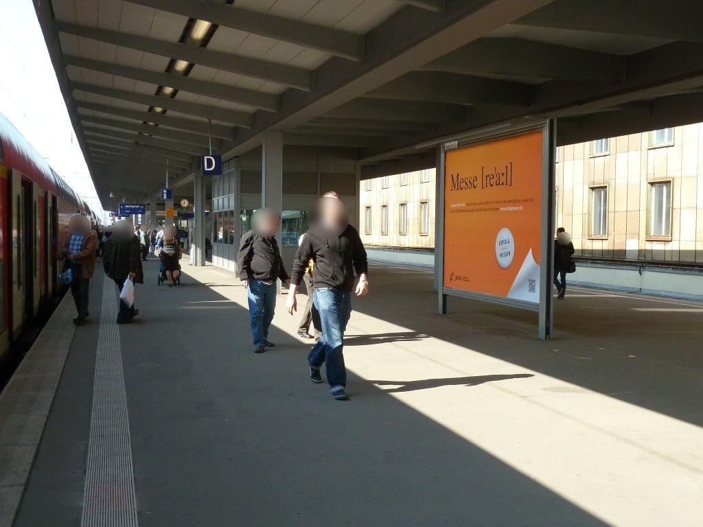 Hbf /Bstg. Gleis 2/Nh. Osttunnel/2. Sto.