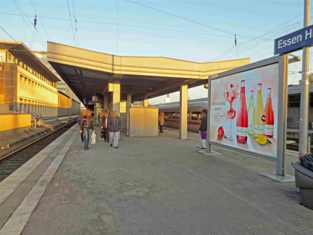 Hbf /Bstg. Gleis 1/Nh. Westtunnel/2. Sto.