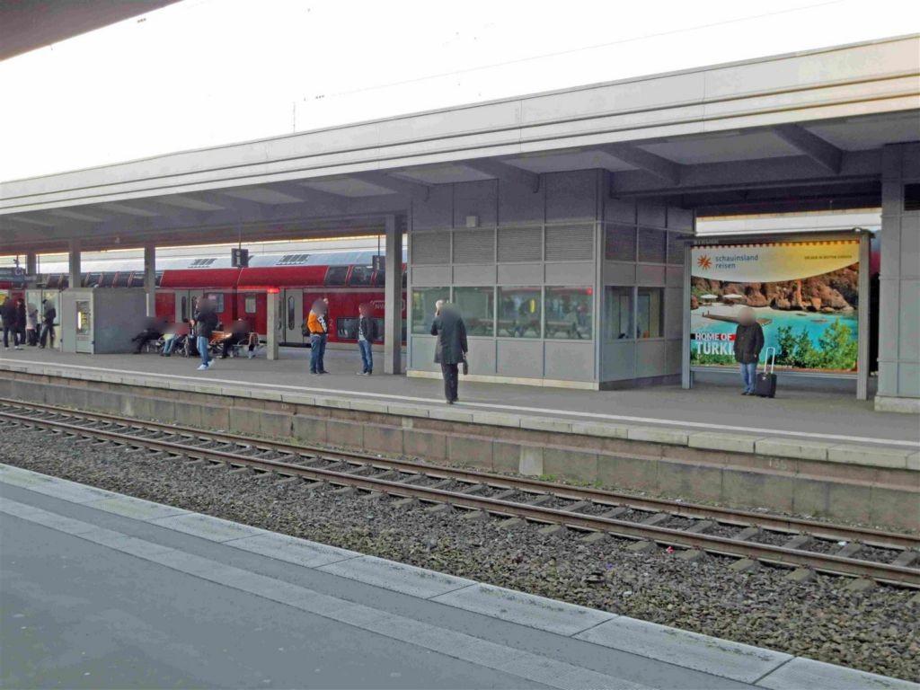 Hbf /Bstg. Gleis 6/Nh. Osttunnel/2. Sto.