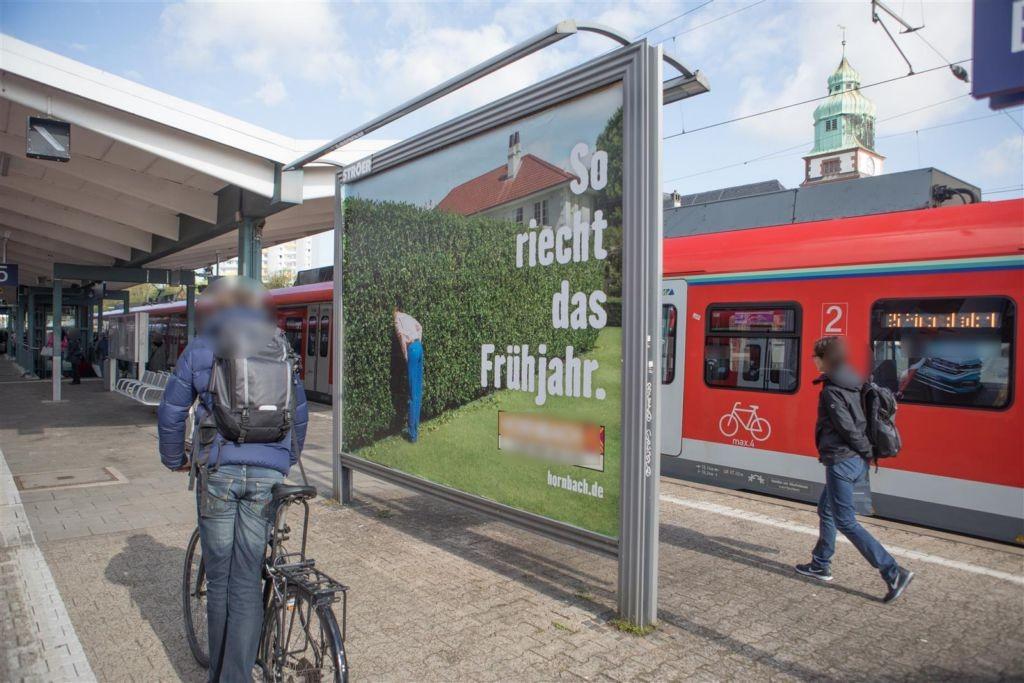 S-Bf Bad Homburg, Bstg., Gleis 5 rechts